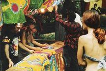Gipsy/Hippie people