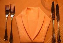 Napkin Folding Origami