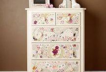 Muebles restaurados - Furniture