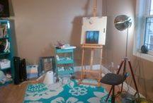 Artworld / My Art Studio - art, drawing, painting, styles / by Judy Reidt