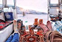 Campers and Camper Vans / by Dustin Wyatt