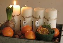 Velas - Candles / by Marta Algaba