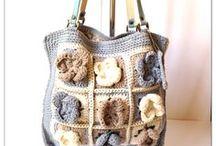 Crochet bolsos - Bags