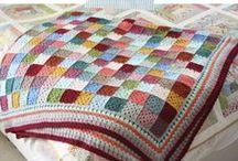 Crochet mantas - Blankets / by Marta Algaba