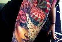 Tattoo ideas / by Jacinda Ibett