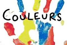 Couleurs / by Nathalie L