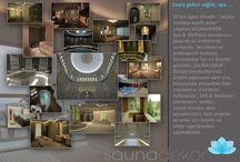 Sauna Dekor Spa Solutions / Spa Design