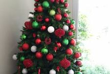 Christmas Trees / Different styles and types of Christmas Trees - real and artificial.