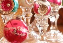 Christmas decorating / Home decorating for Christmas