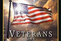 Veterans Day / what is a veteran? what is veterans day? A veteran is a man or woman who has served in the US military. Veterans day is a US holiday. On veterans day the men and women who have served in the US military are honored.