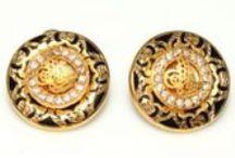 Altın Küpe - Gold Earring