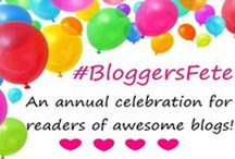 The #BloggersFete Group Board! / Pins brought to you by the bloggers of #BloggersFete: @MapleMouseMama, @tlsofmommyhood, @KoalaMomBlog, @cdnhomeschooler, @heather_vmil, @inRDream, @DownshiftingPRO, @MBSblog and @bcmomtara