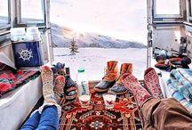 C A M P E R V A N / My dream campervan