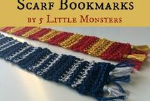 Inspired Crafts / Fun craft ideas inspired by your favorite books, movies, and TV shows, as well as general bookish crafts.