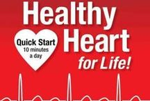 Heart Health! / February is American Heart Health Month! Check out these books available at Curtis Memorial Library!