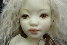 Effie's dolls / Handmade Porcelain Dolls