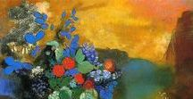 Odilon Redon / Odilon Redon was a French symbolist painter, printmaker, draughtsman and pastellist. 1814-1916