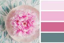 Paleta colores 2  - Color palettes 2