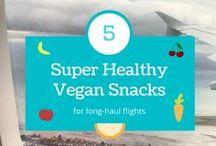 Vegan Travel Tips / Travel tips for vegans - What to take