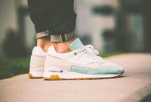 New Balance Sneaker / New Balance Sneaker / by Wupper- Sneaker