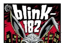Posters/flyers de shows / Posteres recentes e antigos dos shows do blink-182