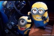 I don't like.. I'm obsessed with minions