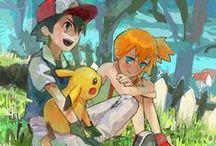 Pokémon / NEVER TOO OLD FOR POKEMON!!! / by Beatriz Manrique