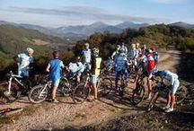 Sigillo/Gubbio - 20/10/2013 / Sigillo/Gubbio con la MTB Sigillo ASD!