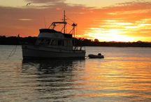Classic Timber Cruisers and Trawlers / Timber Motor Cruisers