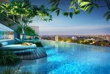 LUXURY URBAN LIVING / Luxury Condominiums, High-End  Apartments, Exceptional Penthouses selected from the greatest cities, the most beautiful regions and the most sought-after locations