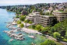 LUXURY LAKEFRONT LIVING LAKE GENEVA / Luxury villas and Homes, Luxury Condominiums, High-End Apartments, Exceptional waterfront Penthouses Lake Geneva Switzerland