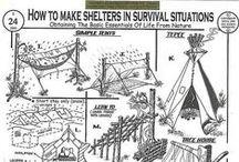 Shelter Set Ups