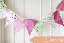 Banners & Buntings decorating