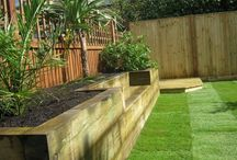 Garden ideas / Ideas for new garden
