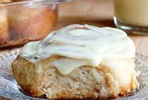 Cinnamon Rolls & more...