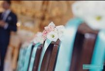 Turquoise, coral and white! A & R wedding / A traditional italian wedding in Puglia by Michela e Michela - Italian wedding company