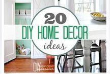 Ideoita kotiin #home / Erinlaisia ideoita kotiin/ vapaalle