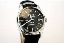 """Watches / Customize watches """"Il Mio Uomo"""". Your time has never been so Precious"""