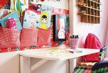 ΠΑΙΔΙΚΑ ΓΡΑΦΕΙΑ / Kid's desks ideas