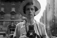 Vivian Maier / Fotógrafa americana.