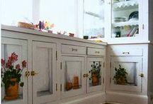 ΙΔΕΕΣ για να αλλάξετε όψη στα ΝΤΟΥΛΑΠΙΑ ΚΟΥΖΙΝΑΣ / Cabinets makeover