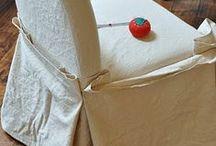 D I Y: Ράψιμο ΚΑΛΥΜΜΑΤΩΝ / Slipcover making
