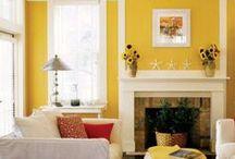 ΒΑΨΙΜΟ:  ΙΔΕΕΣ για το ΚΑΘΙΣΤΙΚΟ / Painting living room ideas