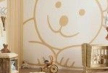 ΒΑΨΙΜΟ:  IΔΕΕΣ για ΠΑΙΔΙΚΑ ΔΩΜΑΤΙΑ / Painting kids room ideas