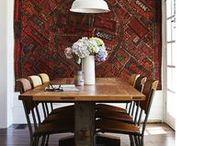 ΔΙΑΚΟΣΜΗΣΕΙΣ με ΧΑΛΙΑ ΣΤΟΝ ΤΟΙΧΟ / Wall carpets