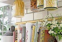 ΟΡΓΑΝΩΣΗ: KOYZINA / Kitchen storage-organization