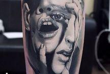 """Tatuajes"""" / Diseños creativos y con personalidad!!"""