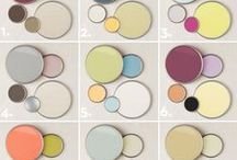 Color Schemes for the Home / Color Schemes for your home.