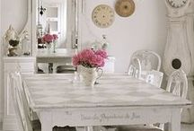 Shabby Chic στυλ / Shabby Chic Decor