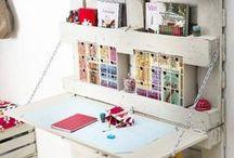 ΜΙΚΡΟΙ ΧΩΡΟΙ: ΓΡΑΦΕΙΑ / Small spaces home office